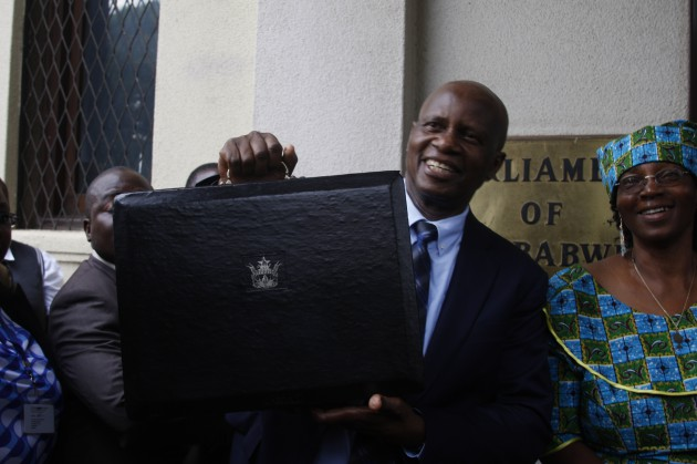 Chinamasa's Mid-Term Budget Review in doubt