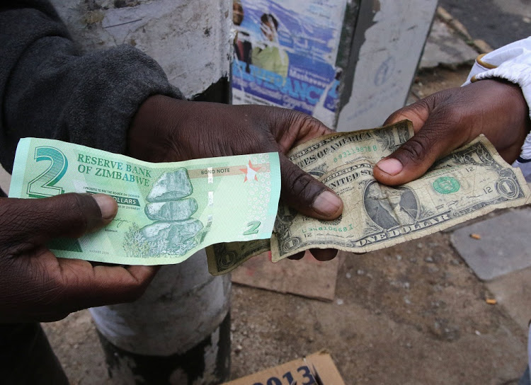 Valueless bond notes, the source of Zimbabwe's problems, say analysts