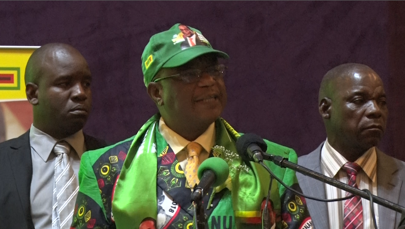 Chiwenga urges self sufficiency
