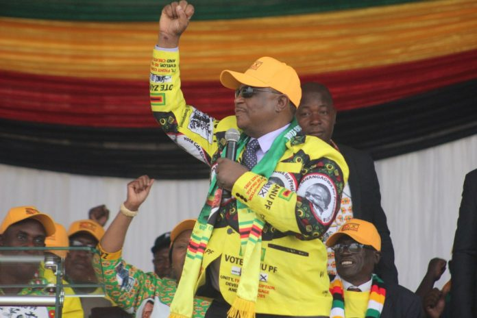 Chiwenga urges faith & patience in face of difficulties