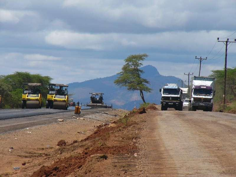 Govt speeds up Chirundu-Beitbridge road rehabilitation