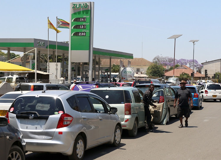 Acute fuel shortages rock Zimbabwe again