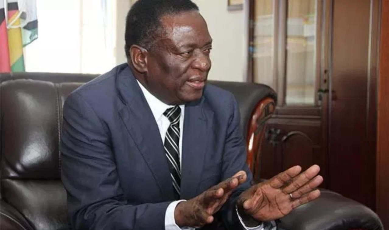 Mnangagwa, Chamisa feel the heat
