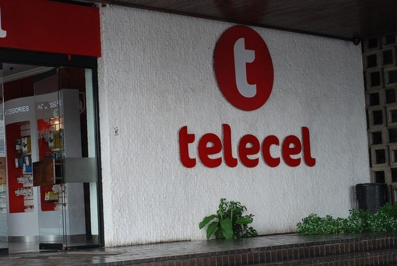 Messy fight at Telecel